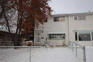 Main Photo: 12204 134 Avenue NW in Edmonton: Zone 01 House Half Duplex for sale : MLS® # E4095882