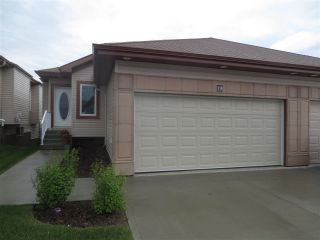 Main Photo: 19 2815 34 Avenue NW in Edmonton: Zone 30 House Half Duplex for sale : MLS®# E4100109