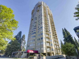 "Main Photo: 903 6540 BURLINGTON Avenue in Burnaby: Metrotown Condo for sale in ""BURLINGTON SQUARE"" (Burnaby South)  : MLS®# R2258555"