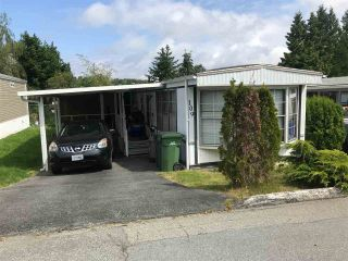 "Main Photo: 109 8220 KING GEORGE Boulevard in Surrey: East Newton Manufactured Home for sale in ""Crestway Bays"" : MLS®# R2283083"