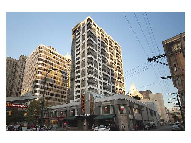 "Main Photo: 810 1060 ALBERNI Street in Vancouver: West End VW Condo for sale in ""The Carlyle"" (Vancouver West)  : MLS(r) # V910745"