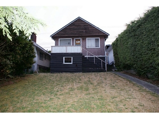 Main Photo: 35 ELLESMERE Avenue in Burnaby: Capitol Hill BN House for sale (Burnaby North)  : MLS®# V1133458