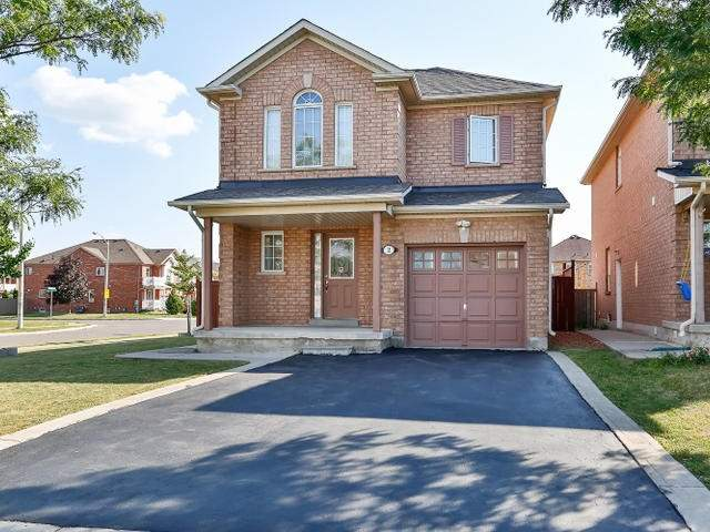 Main Photo: 2 Secord Crest in Brampton: Fletcher's Meadow House (2-Storey) for sale : MLS® # W3273049