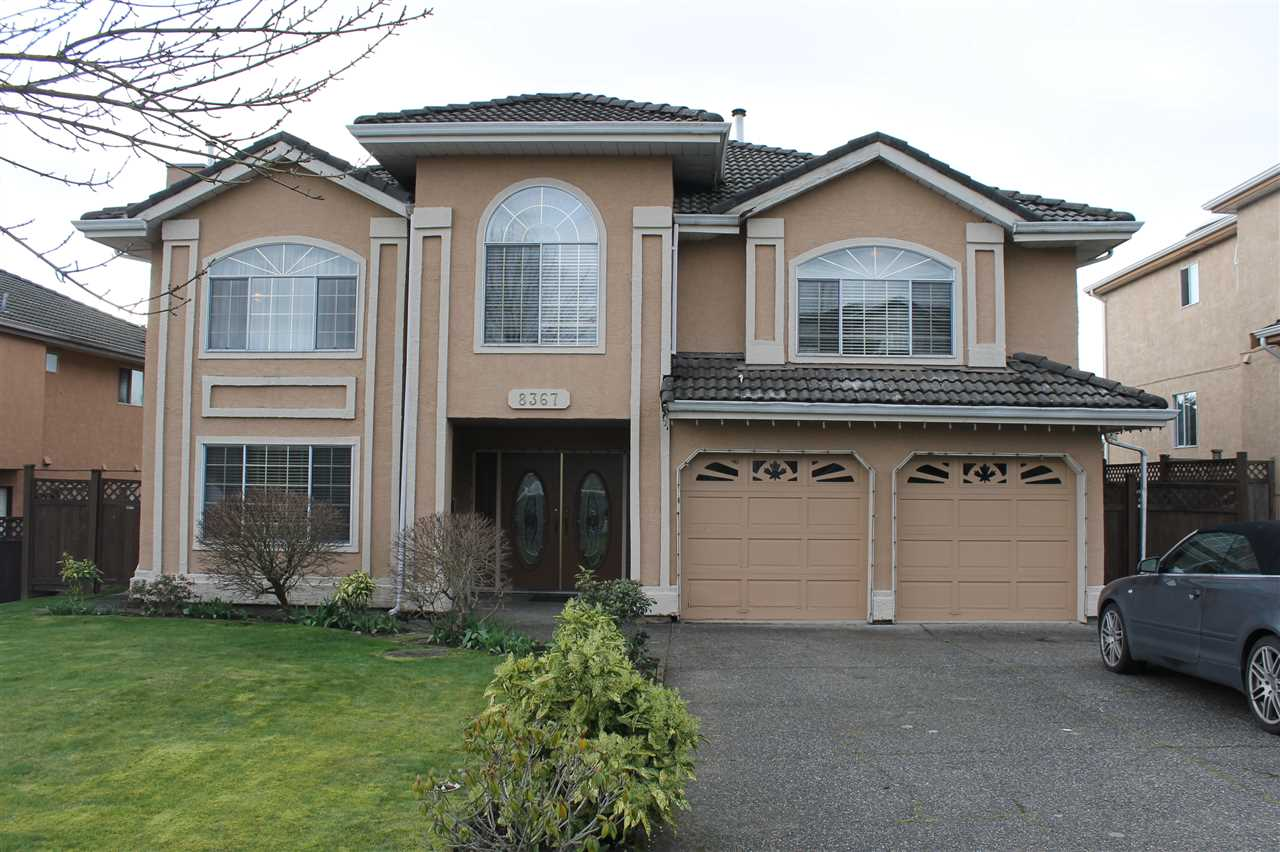 "Main Photo: 8367 151 Street in Surrey: Bear Creek Green Timbers House for sale in ""Bear Creek"" : MLS(r) # R2046445"