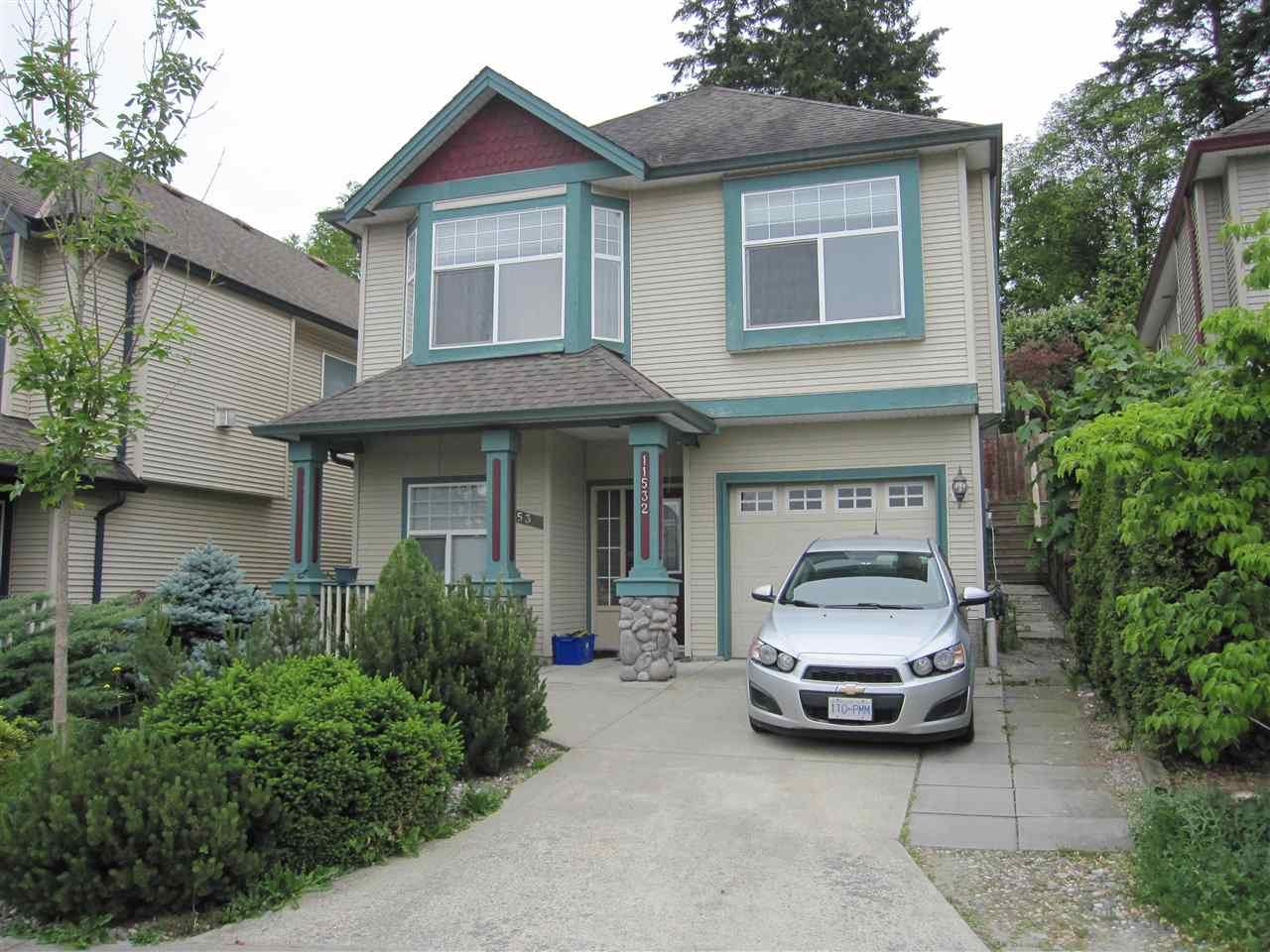 Main Photo: 11532 228 Street in Maple Ridge: East Central House for sale : MLS® # R2069865