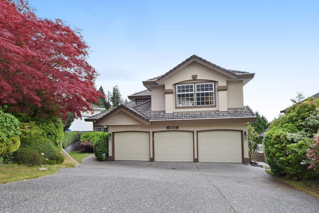 Main Photo: 1557 LODGEPOLE Place in Coquitlam: Westwood Plateau House for sale : MLS® # R2072535