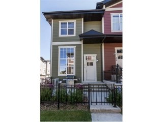Main Photo: 306 CRANFORD Walk/Walkway SE in Calgary: Cranston House for sale : MLS®# C4069919