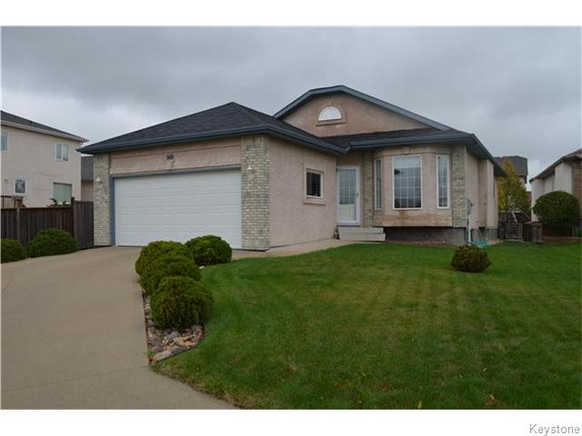 Main Photo: 565 Island Shore Boulevard in Winnipeg: Island Lakes Residential for sale (2J)  : MLS®# 1628234