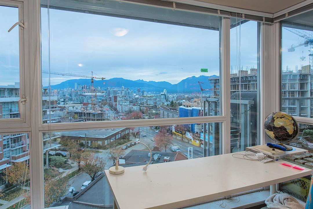 "Photo 11: 802 2770 SOPHIA Street in Vancouver: Mount Pleasant VE Condo for sale in ""STELLA"" (Vancouver East)  : MLS® # R2121936"