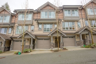 "Main Photo: 120 1460 SOUTHVIEW Street in Coquitlam: Burke Mountain Townhouse for sale in ""CEDAR CREEK"" : MLS(r) # R2148949"