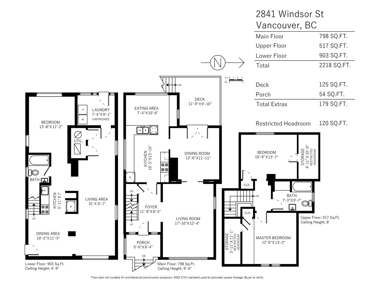 Photo 18: 2841 WINDSOR Street in Vancouver: Mount Pleasant VE House for sale (Vancouver East)  : MLS(r) # R2156697