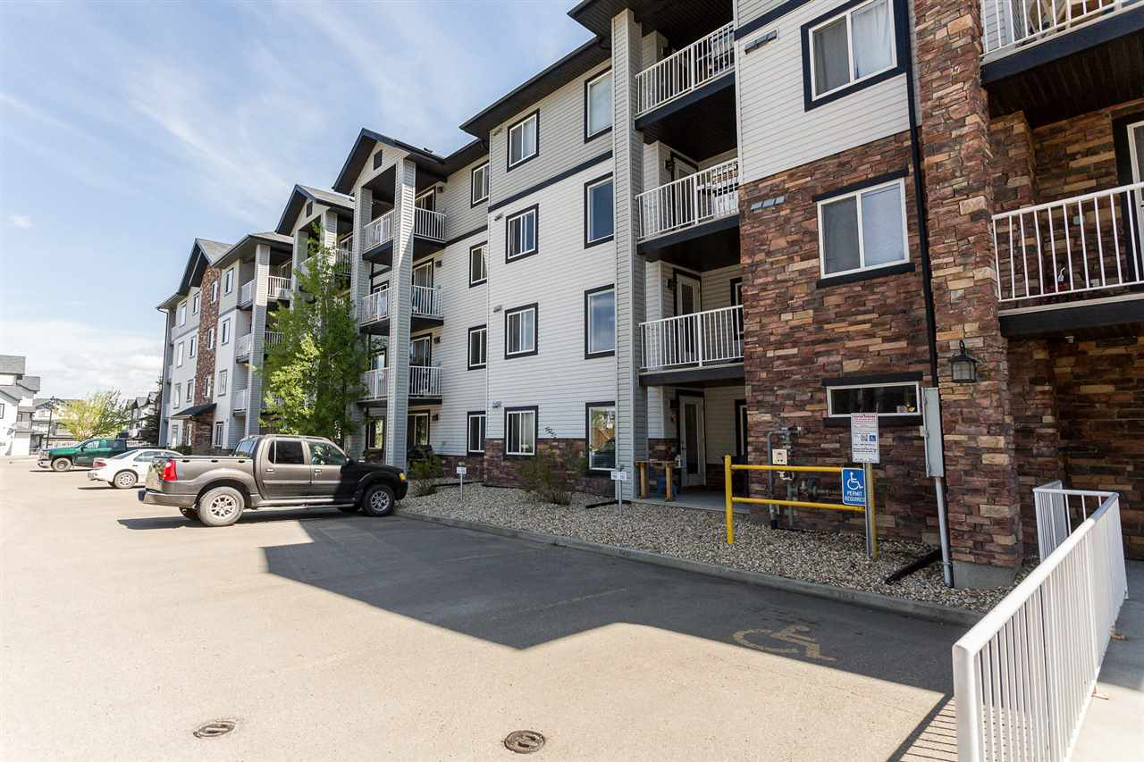 Main Photo: 102 42 Summerwood Boulevard: Sherwood Park Condo for sale : MLS(r) # E4064946