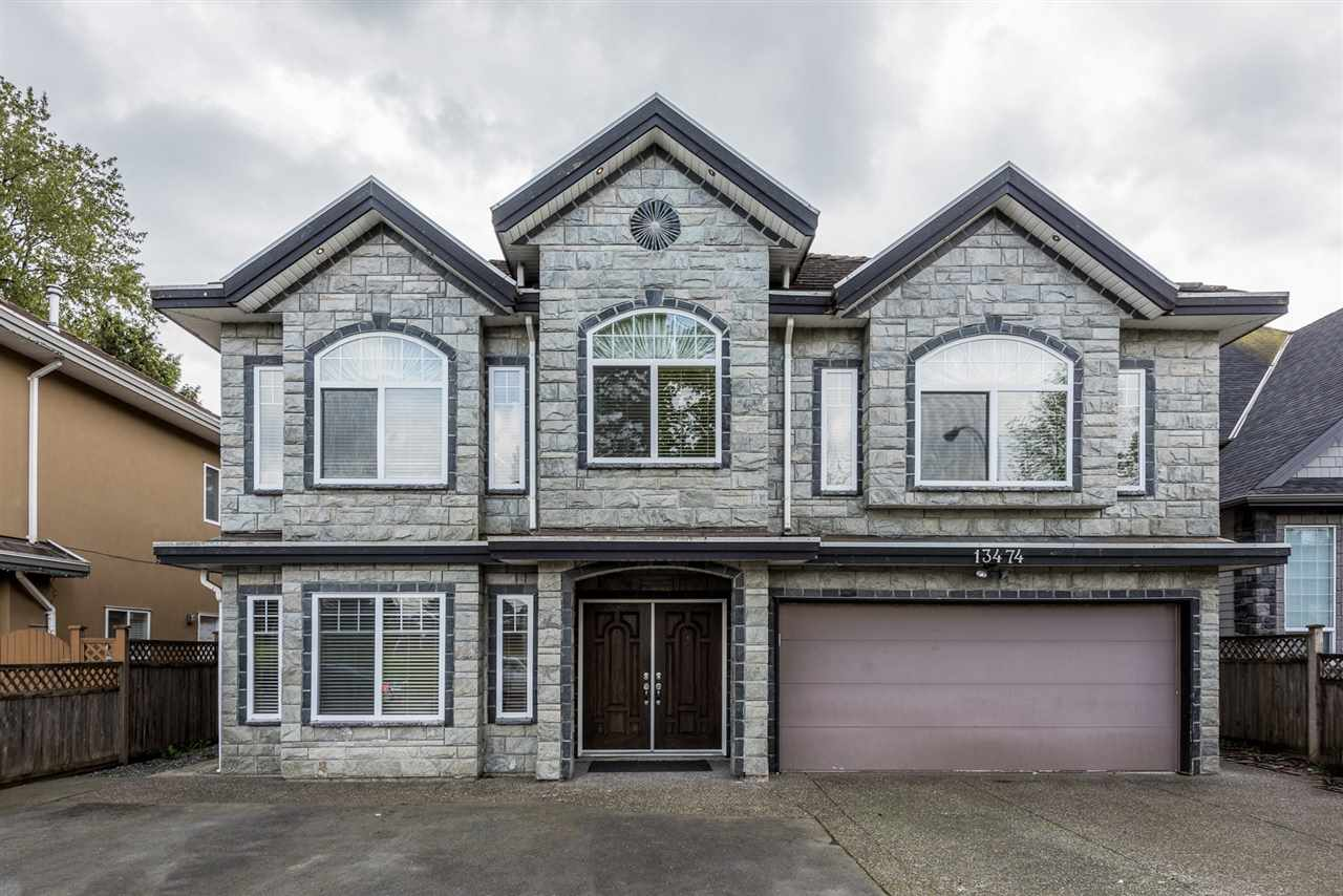 Main Photo: 13474 90 Avenue in Surrey: Queen Mary Park Surrey House for sale : MLS®# R2168177