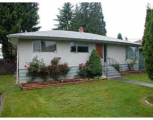 Main Photo: 1939 WESTMINSTER Ave in Port Coquitlam: Glenwood PQ House for sale : MLS® # V626637