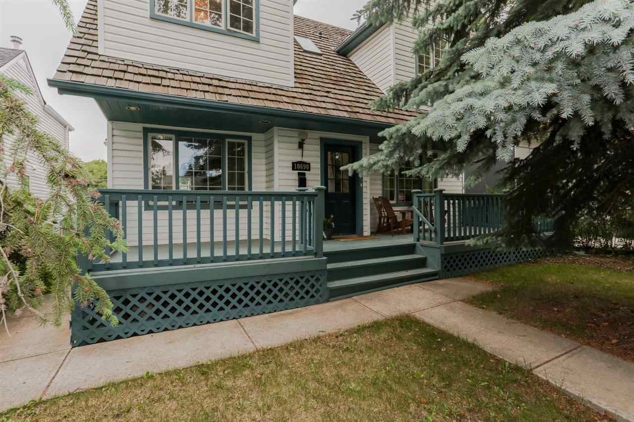 Photo 1: 10690 63 Avenue NW in Edmonton: Zone 15 House for sale : MLS(r) # E4068612