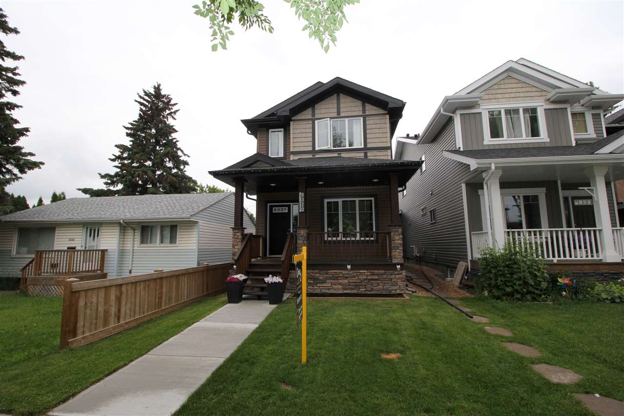 Main Photo: 8320 79 Avenue in Edmonton: Zone 17 House for sale : MLS(r) # E4069163