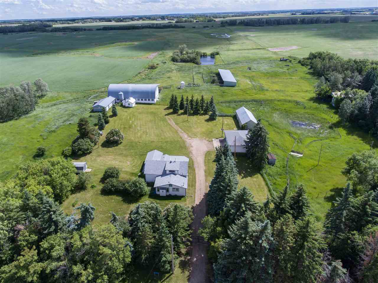 Main Photo: 24035 TWP 510: Rural Leduc County House for sale : MLS(r) # E4070589