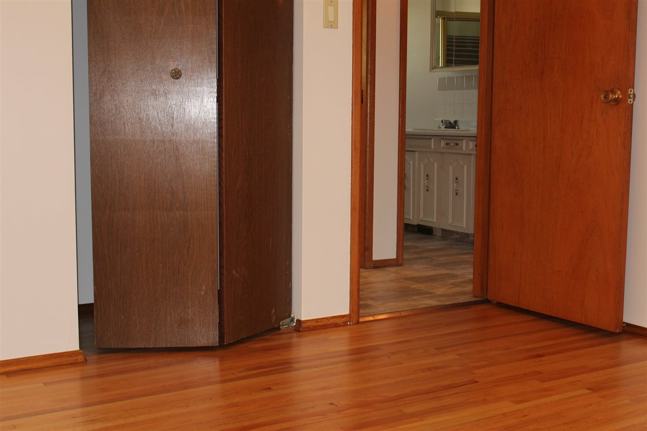 All of the bedrooms have had the hardwood floors professionally refinished.