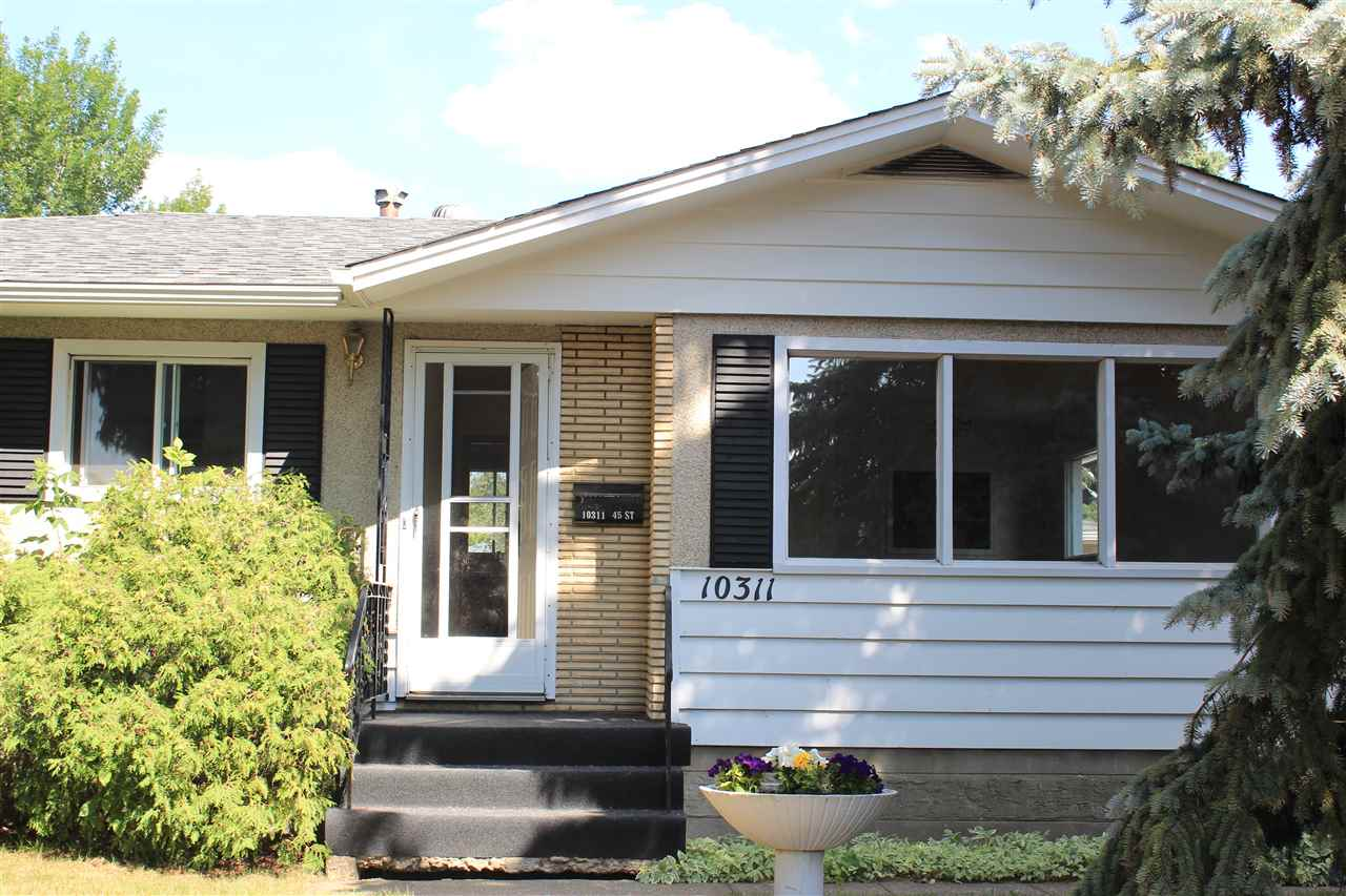 Main Photo:  in Edmonton: Zone 19 House for sale : MLS® # E4072498