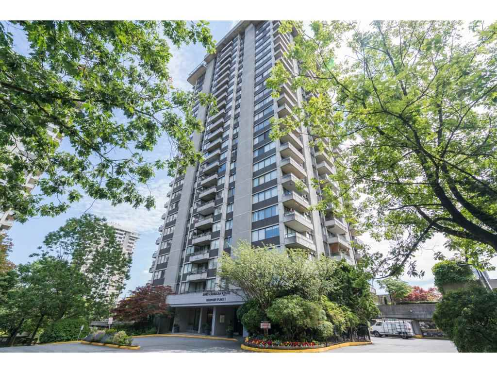 Main Photo: 2202 3980 CARRIGAN Court in Burnaby: Government Road Condo for sale (Burnaby North)  : MLS(r) # R2188090