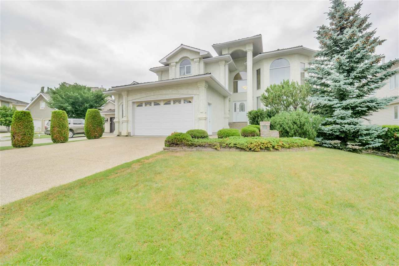 Main Photo: 534 WHISTON Place in Edmonton: Zone 22 House for sale : MLS® # E4073708