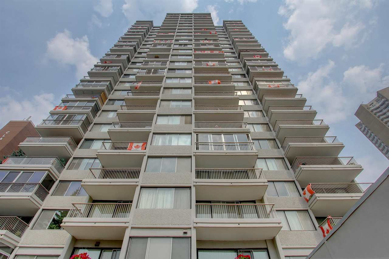 Photo 2: 402 9923 103 Street in Edmonton: Zone 12 Condo for sale : MLS® # E4074761