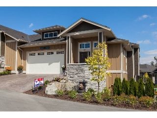 "Main Photo: 13 5144 DHALIWAL Place in Sardis: Promontory Townhouse for sale in ""HIGHLAND VISTA"" : MLS® # R2201424"