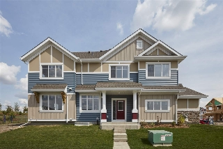 Main Photo: 926 East Gate in Edmonton: Zone 57 House Half Duplex for sale : MLS® # E4081277