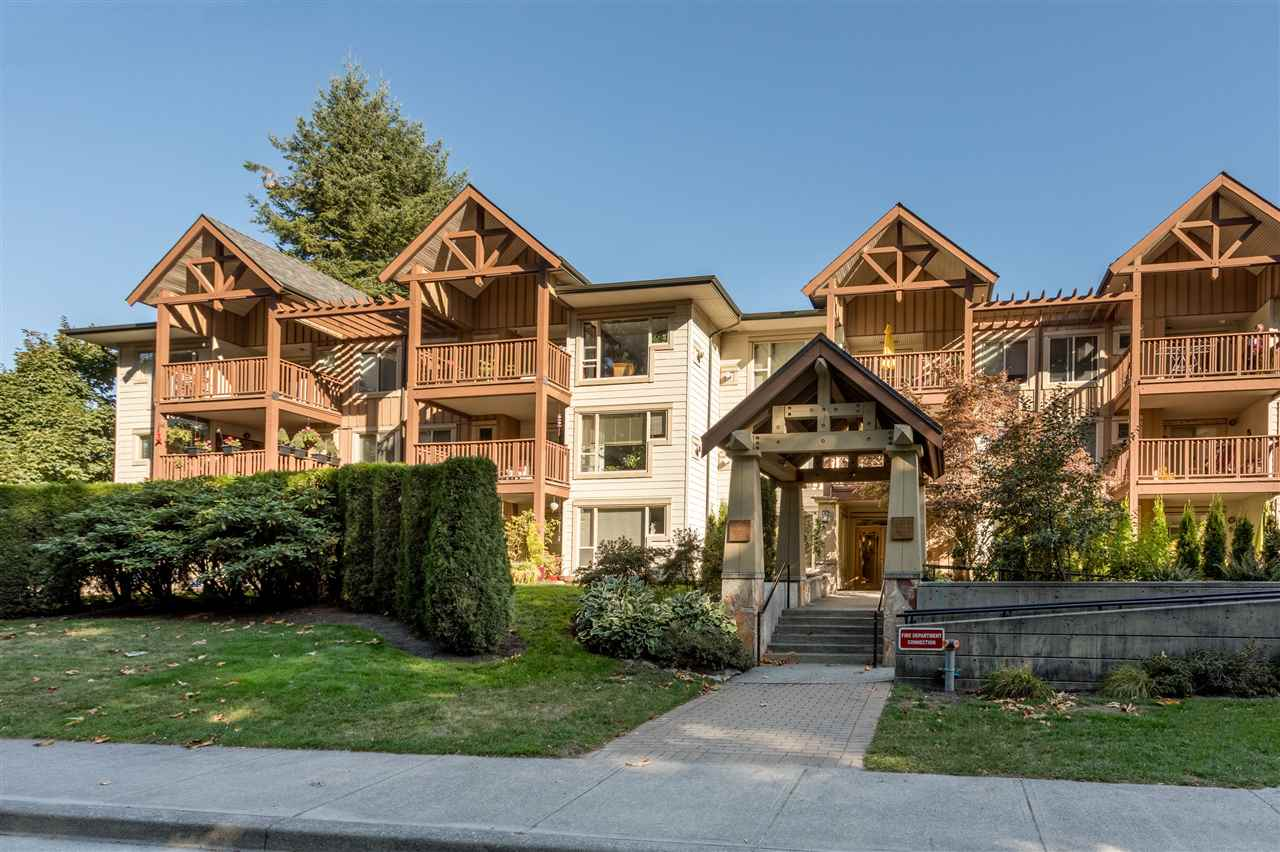 "Main Photo: 211 2323 MAMQUAM Road in Squamish: Garibaldi Highlands Condo for sale in ""SYMPHONY"" : MLS® # R2206752"