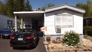 Main Photo: 62 3300 HORN Street in Abbotsford: Central Abbotsford Manufactured Home for sale : MLS® # R2206903