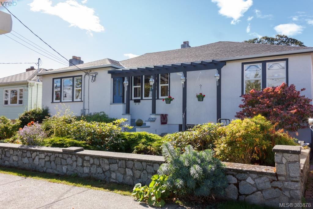 Main Photo: 2742 Scott Street in VICTORIA: Vi Oaklands Single Family Detached for sale (Victoria)  : MLS® # 383878
