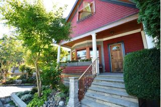 Main Photo: 1742 MCSPADDEN AVENUE in Vancouver: Grandview VE House for sale (Vancouver East)  : MLS® # R2201657