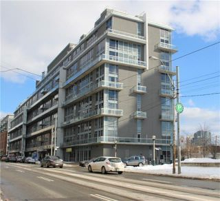 Main Photo: 240 1029 W King Street in Toronto: Niagara Condo for lease (Toronto C01)  : MLS® # C4043622