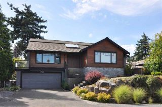 Main Photo: 4786 MEADFEILD Court in West Vancouver: Caulfeild House for sale : MLS® # R2241063