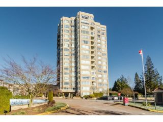 "Main Photo: 906 3190 GLADWIN Road in Abbotsford: Central Abbotsford Condo for sale in ""Regency Park"" : MLS® # R2240400"