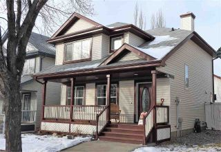 Main Photo:  in Edmonton: Zone 14 House for sale : MLS® # E4100190