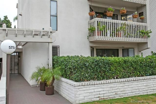 FEATURED LISTING: 209 - 5750 Friars Rd. San Diego