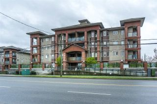 "Main Photo: 303 19730 56 Avenue in Langley: Langley City Condo for sale in ""Madison Place"" : MLS®# R2258022"