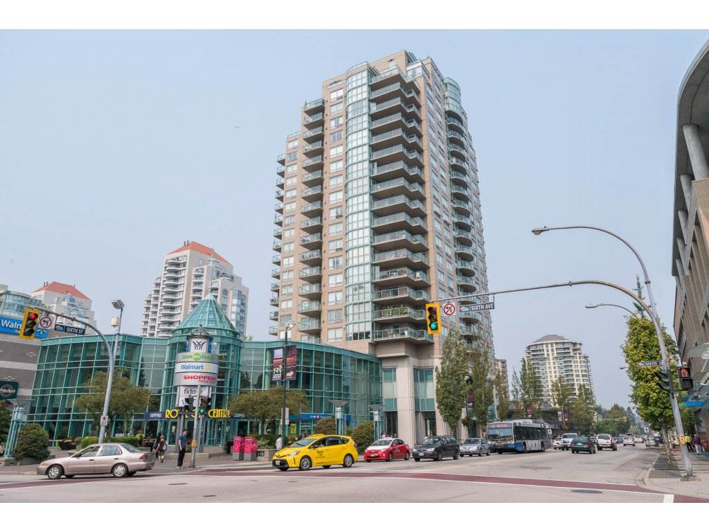 Main Photo: 603 612 SIXTH Street in New Westminster: Uptown NW Condo for sale : MLS®# R2275077