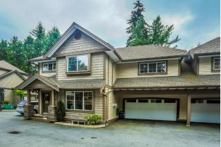 "Main Photo: 7 12191 228 Street in Maple Ridge: East Central Townhouse for sale in ""GOLD CREEK ESTATES"" : MLS®# R2284242"