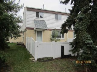 Main Photo: 8C TWIN Terrace in Edmonton: Zone 29 Townhouse for sale : MLS®# E4129520