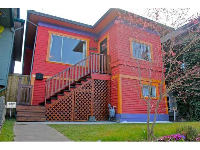Main Photo: 266 E 26TH Avenue in Vancouver: Main House for sale (Vancouver East)  : MLS® # V886049