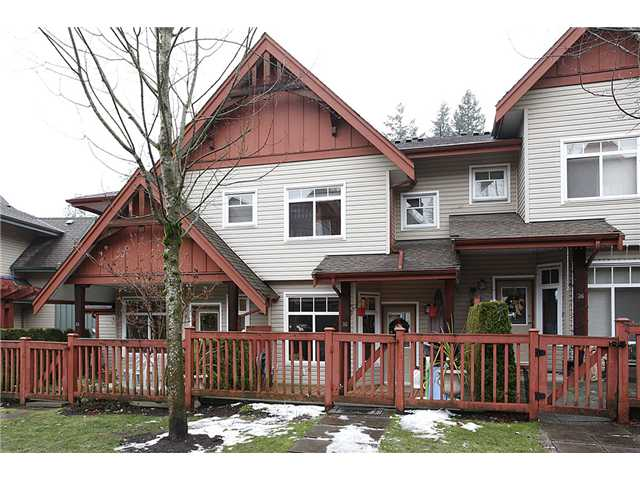"Main Photo: # 35 50 PANORAMA PL in Port Moody: Heritage Woods PM Townhouse for sale in ""ADVENTURE RIDGE"" : MLS®# V1039039"