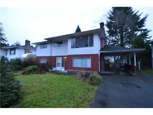 Main Photo: 1790 GROVER Avenue in Coquitlam: Central Coquitlam House for sale : MLS®# V1041664