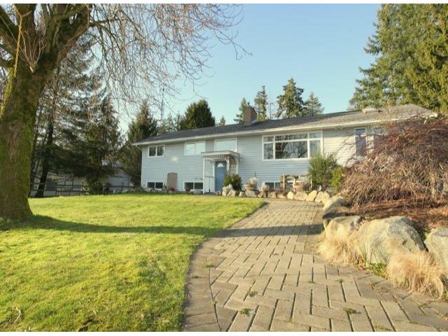 Main Photo: 23585  24TH AV in Langley: Campbell Valley House for sale : MLS®# F1305585