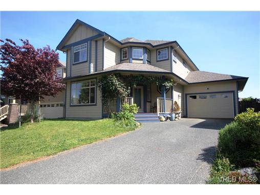 Main Photo: 6593 Felderhof Road in SOOKE: Sk Broomhill Single Family Detached for sale (Sooke)  : MLS® # 337767