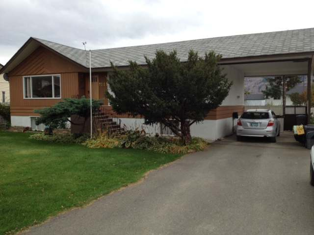 Main Photo: 2115 PONDEROSA Avenue in : Brocklehurst House for sale (Kamloops)  : MLS(r) # 125540