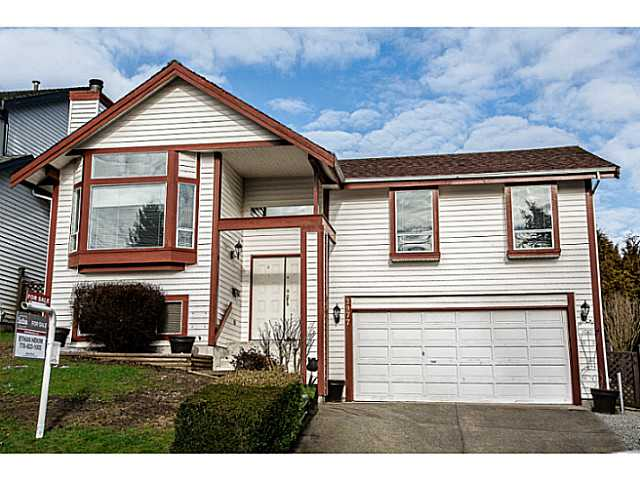 Main Photo: 2977 ALBION Drive in Coquitlam: Canyon Springs House for sale : MLS(r) # V1101690