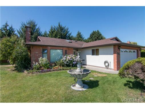 Main Photo: 3122 Antrobus Crescent in VICTORIA: Co Sun Ridge Single Family Detached for sale (Colwood)  : MLS® # 354871