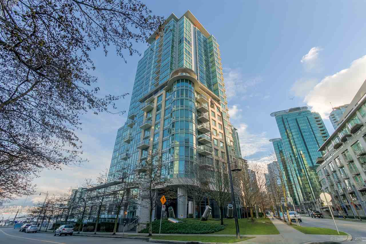 Main Photo: 603 590 NICOLA Street in Vancouver: Coal Harbour Condo for sale (Vancouver West)  : MLS® # R2026804
